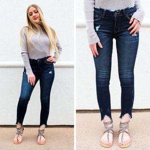 NWT Vervet by Flying Monkey Jeans Churchill Skinny